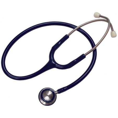 Stetoskop z płaską głowicą