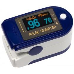 Pulsoksymetr na palec CMS50DL